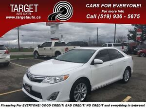 2012 Toyota Camry XLE Fully Loaded; Leather, Roof, Navi and More