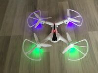 Drone with WiFi HD camera + GPRS