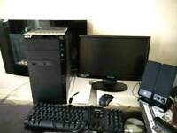 Gaming Pc i5 Full setup