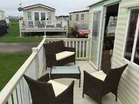 Static caravan to rent in Ingoldmells Skegness