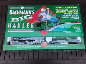 Bachmann's Big Hauler 55 Piece Train Set