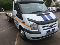 Ford Transit 125 T350 RECOVERY BEAVER TAIL