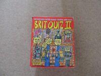 'Brit Quiz Two'Board Game