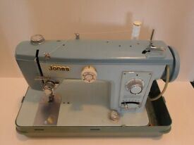 JONES SEWING MACHINE MODEL NO 881 - Super Condition