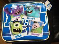 Lunch bag/box NEW Disney Pixar Monsters University