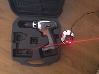 Challenge Xtreme 24V Hammer Drill with 1 Batteries