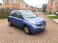 NISSAN MICRA 1.2, MOT JULY 2018, EXCELLENT DRIVE, HPI CLEAR