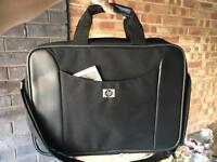 HP laptop briefcase