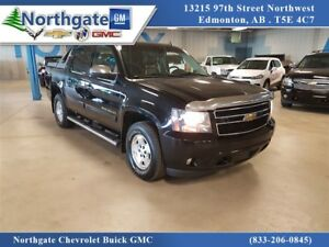 2011 Chevrolet Avalanche 1500 LT, Leather, Back Up Cam, Sunroof