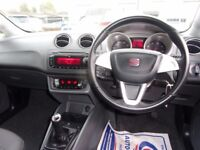 SEAT IBIZA 1.4 16v SE Copa SportCoupe 3dr (white) 2011