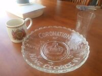 King George v and queen mary memorabilia