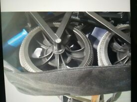 Matrix wheel set