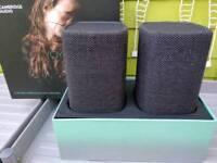 Cambridge Audio Yoyo (M) stereo Bluetooth speakers