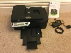 HP Officejet 4500 Wireless Printer