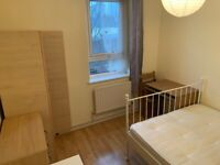 LOVELY DOUBLE ROOM All Bill's Included / E14, POPLAR AREA