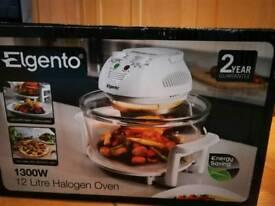 Elgento 1300W 12 Litre Halogen Oven