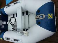 Zodiac c260 inflatable (Boat,dinghy, yacht, outboard, trailer)
