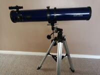 Atlas explorer telescope.
