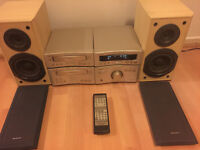 Technics Separates System Excellent Condition In Central London Bargain