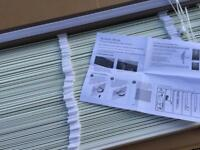 Blinds for sale 10 all same size all brand new in box with trim fixtures etc