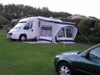 THULE Quick Fit Caravan Awning