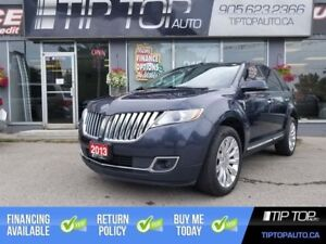 2013 Lincoln MKX Base ** AWD, Nav, Leather, Pano Sunroof **