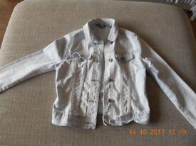 George denim jacket aged 7-8 years