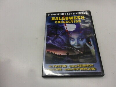 DVD       Halloween Collection (3 Filme)