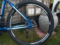 Trek 4300 18inch Mountain Bike. Good Condition.