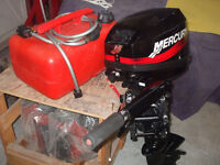 Mercury Outboard Engine 10hp 2 stroke