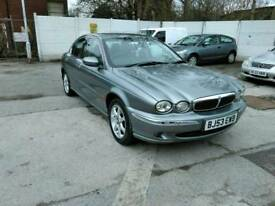 2003 Jaguar Xtype 2.1 petrol full leather full service history