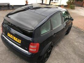 Audi A2 Low miles recent cam belt 12 months MOT