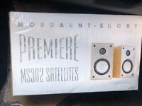 Mordaunt shore speakers