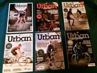 FREE Urban Cyclist Complete set of back issues