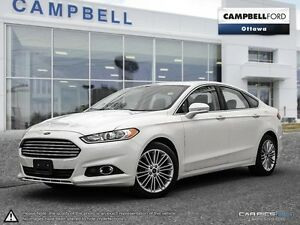 2013 Ford Fusion SE LEATHER-MOONROOF-LOADED