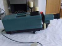 Duoscop slide projector