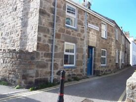 2 bed cottage to let St Ives CORNWALL