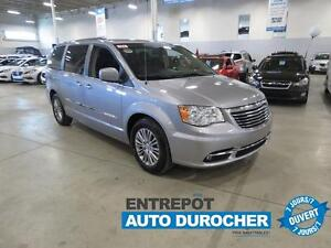 2014 Chrysler Town & Country AUTOMATIQUE/COMM.AUDIO VOLANT /CUIR