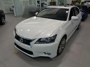 2013 Lexus GS 350 GROUPE NAVIGATION SHOWROOM CAR