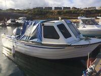 5m Reliable Fishing Boat, Sea Hog - Alaska