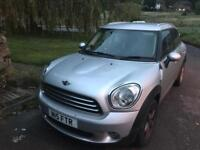 MINI ONE COUNTRYMAN PRICED FOR QUICK SALE. £8999!!