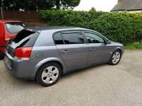 Vauxhall signum 1.9cdti 61k sell or swap