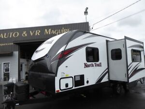 2018 North Trail 23 RBS 2 EXTENSION* WOW LIQUIDATION LA PLUS BEL
