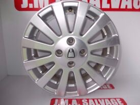 Rover 25 set of 4 alloy wheel R15 removed from 2004