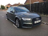 Audi A3 1.4 Black Edition. CHEAP! Worth 22k!!