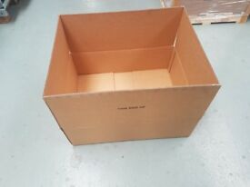 10x Large double walled cardboard boxes