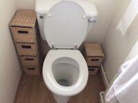 Bathroom cabinet draws