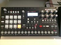 Elektron Rytm drum machine and sampler in mint condition