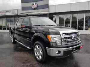 2013 Ford F-150 XLT XTR 4WD Ecoboost Only 84KM