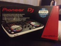 Boxed, As NEW Pioneer DDJ Ergo, NEVER used, GREAT Xmas Present, Harlow, £250-ono